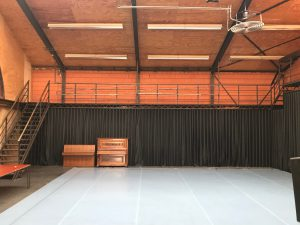 Trainingsruimte Amsterdam